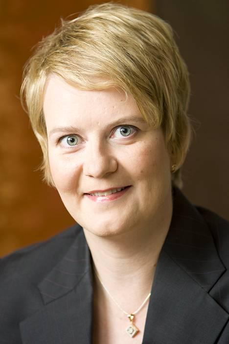 eWork Nordic Oy:n toimitusjohtaja Elina Liehu.