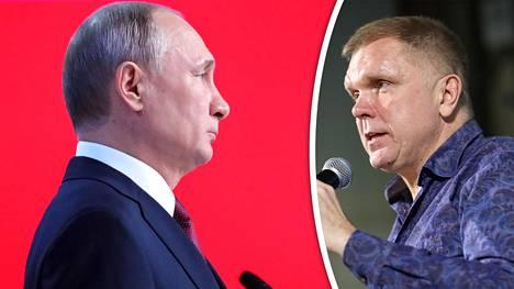 """Kremlin luottotoimittaja järkyttyi Putinin puheesta: """"Tällaista uhkausta ei ole ennen kuultu edes Putinilta"""""""