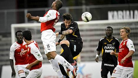 MyPa ja FC Honka kohtaavat liigan kärkikamppailussa.