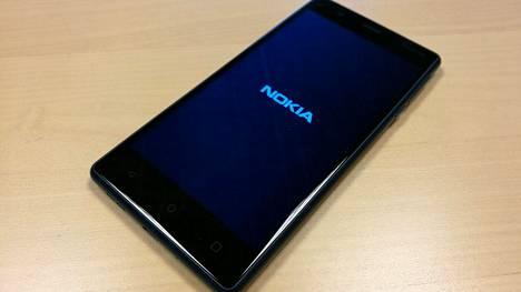 Tuttu Nokia-logo ja käynnistysääni tervehtivät käyttäjää puhelimen käynnistyessä.