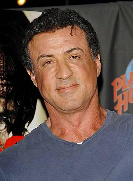 Ennakkoluulot kiusaavat Sylvester Stallonea, näyttelijä paljasti televisiossa.