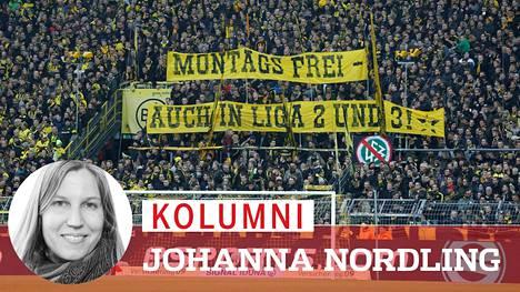 Kolumni: Fanit voittivat raharikkaat pomot Saksassa