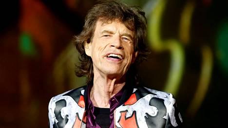 Mick Jagger joutunut hoidettavaksi – Rolling Stonesin kiertue lykkääntyy