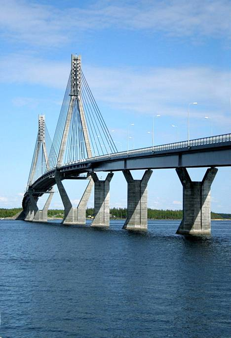 Suomen korkein silta