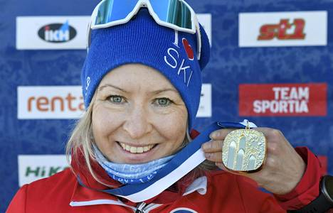 13. helmikuuta 2021 Riitta-Liisa Roponen voitti Pyhäjärvellä 10 kilometrin (v) kisassa SM-kultaa.
