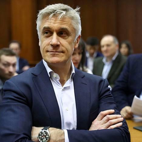 Michael Calveytä kohtaan esitetyt rikosepäilyt ovat järkyttäneet ja säikäyttäneet monet ulkomaalaiset liike-elämän edustajat, jotka toimivat Venäjällä.