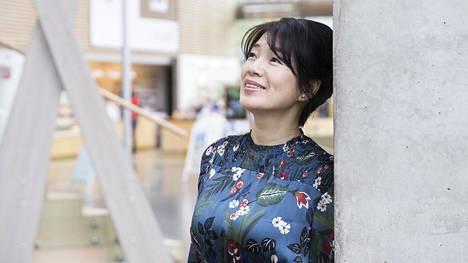 Akiko Yokota.