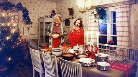 Jättisuosioon noussut Metsolat-sarja teki Anna-Leena Härkösestä koko kansan Liisan – jopa niin, että näyttelijä ja rooli meni faneilta Annikki (Helinä Viitanen) ja Liisa (Anna-Leena Härkönen) sekaisin.