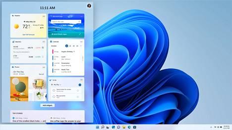 Windows 11 on ilmestymässä mahdollisesti lokakuussa.