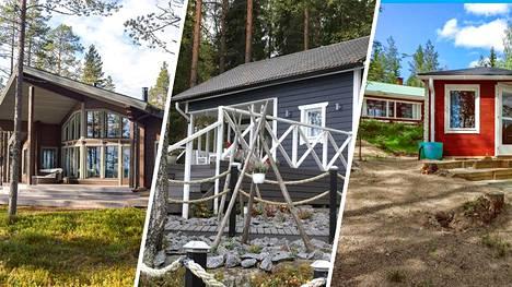 Mökin vuokraa kesällä keskimäärin 900 eurolla viikko. Suomalainen kaipaa mökille, joka on veden ääressä.