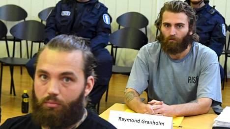 Raymond Granholm Facebook