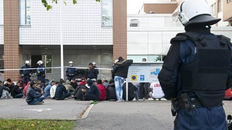 Ohrasuurimot kärjistivät tilanteen eilen Oulussa.