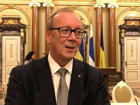 Kansallisarkiston pääjohtaja Jussi Nuorteva ihmettelee Venäjän tuoreita väitteitä jatkosodan tapahtumista Itä-Karjalassa.
