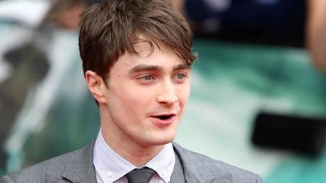 Lapsitähti Daniel Radcliffe joutui kasvamaan aikuiseksi parrasvaloissa.