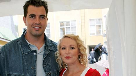 Frantz ja Heli Kruger vuonna 2005.