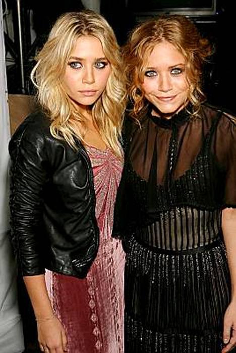 Ashley Olsen on huolissaan siitä, että sisko Mary-Kate Olsen saa laihuutensa vuoksi enemmän työtarjouksia.