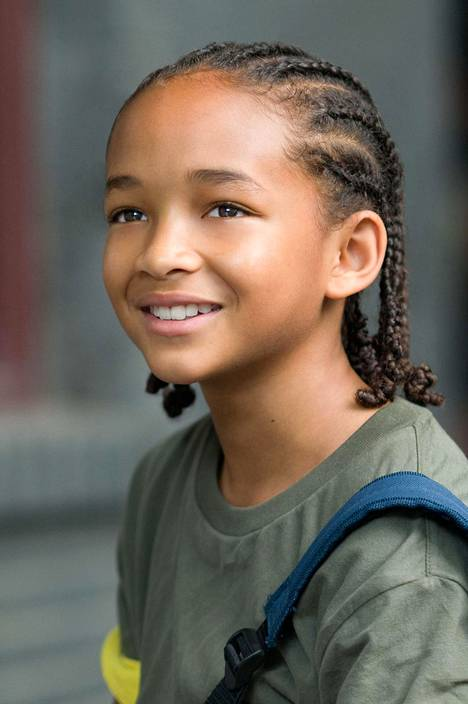 Jaden Smith Karate Kidinä.