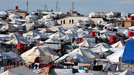 al-Holin leirillä olevia suomalaisia etsittiin leirillä tällä viikolla viranomaisten toimesta, kertoo HS.