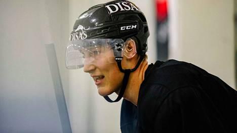 Aatu Räty varattiin lopulta numerolla 52 New York Islandersiin.