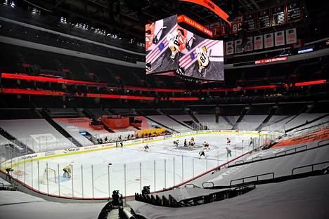 Battle of Pennsylvania avasi NHL-kauden.