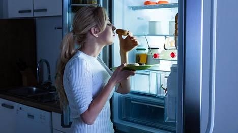 Ruuan tuoksukin herättelee halua syödä - kiljuvasta nälästä puhumattakaan.