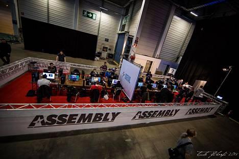 Assemblyilla on luvassa jälleen kovatasoiset ja kansainväliset turnaukset.