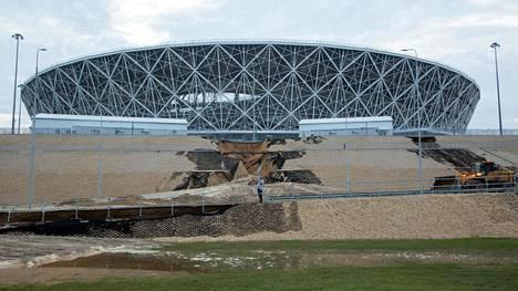"""Käsittämätön rakennusmoka johti katastrofiin satoja miljoonia maksaneella MM-stadionilla Venäjällä – """"Erittäin alkeellinen virhe"""""""