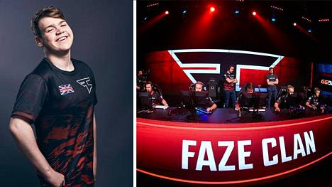 """16-vuotias Kyle """"Mongraal"""" Jackson oli Twitterin suosituin pelaaja vuonna 2020. Hän edustaa FaZea, joka oli suosituin organisaatio."""