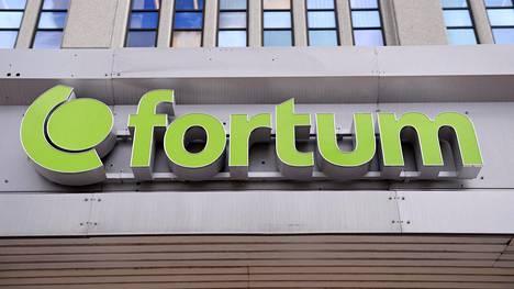 Energiayhtiö Fortumin pääkonttori kuvattuna yhtiön osavuosikatsauspäivänä Espoossa 20. heinäkuuta 2017.