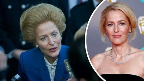 Pääministeri Margaret Thatcherin rooli on tuonut Gillian Andersonille kosolti kehuja jo ennen sarjan ensi-iltaa.
