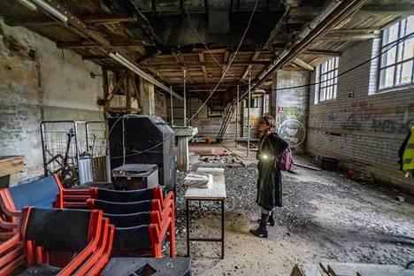 Vuonna 1931 valmistunut siilo on huonossa kunnossa ja rakennusvalvonta on asettanut sen käyttökieltoon.