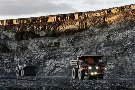 Terrafamen uraani otetaan pois nikkelitehtaan sivuvirrasta. Tähän saakka uraani on päätynyt kaivoksen läjitettävän jätteen joukkoon.