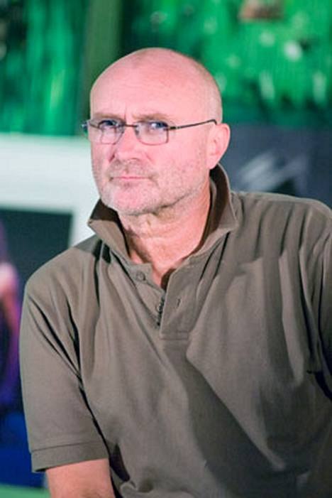 Phil Collinsin avioero on Britannian kallein.