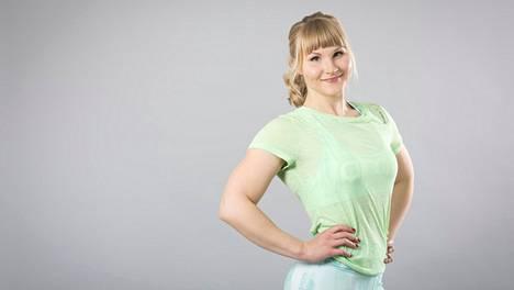 Vyötärön kaventamisessa ruokavaliolla on toiseksi tärkein rooli, kirjoittaa personal trainer ja ravintovalmentaja Maikki Marjaniemi.