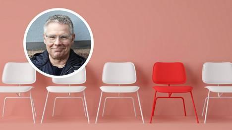Saku Tuominen toivoo nuorten hakevan yrityksensä toimitusjohtajaksi.