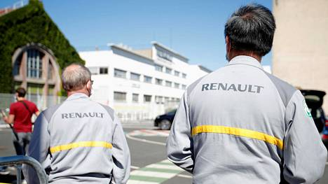 Renault'n työntekijät saivat perjantaina ikäviä uutisia.