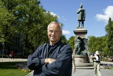Richard Möller Nielsen on Suomen maajoukkueen entinen päävalmentaja.
