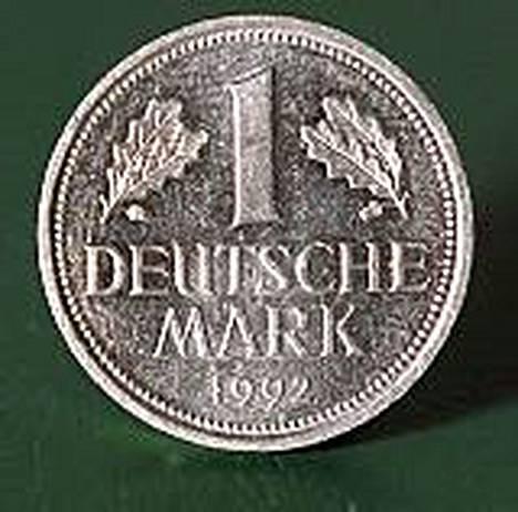 51 prosenttia saksalaisista haluaisi vanhan valuutan takaisin käyttöön.