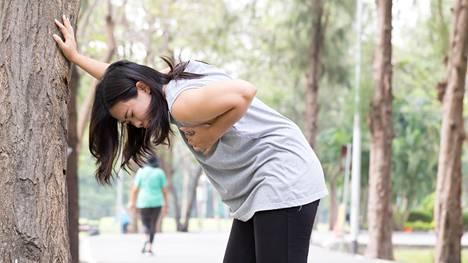Rytmihäiriötuntemuksia ja sydämen muljahtelua voi esiintyä kaikenikäisillä.