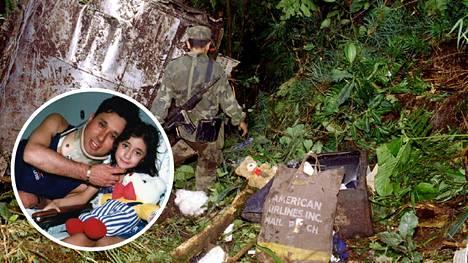 Michelle Dussan oli 6-vuotias, kun hän joutui lento-onnettomuuteen perheensä kanssa. Hän ja hänen isänsä selvisivät, mutta hänen äitinsä, veljensä ja serkkunsa kuolivat.