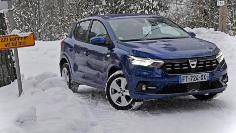 Brittiselvitykseen osallistuneista yksikään Dacia Sanderon omistaja ei löytänyt mitään vikaa vuoden aikana.
