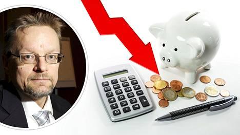 Professori Timo Rothovius pitää täysin mahdollisena, että Suomessakin talletuksista alettaisiin periä korkoa asiakkaalta.