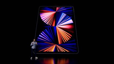 Uudessa iPad Prossa on ensimmäistä kertaa Applen M1-suoritin.