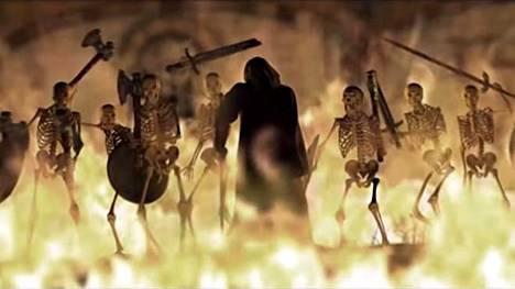 Diablo II:n välianimaatiot olivat vuonna 2000 hurjan komeita, mutta ikä ei ole tehnyt niille hyvää.