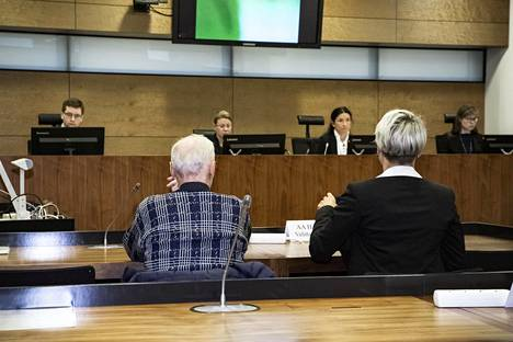 Herttoniemen hyppyrimäessä elokuussa 2015 tapahtunutta kuolemantapausta on käsitelty alkuviikosta Helsingin hovioikeudessa.