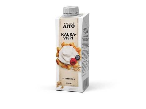 Muun muassa Kaslinkin Aito Kauravispi sisältää palmuöljyä.