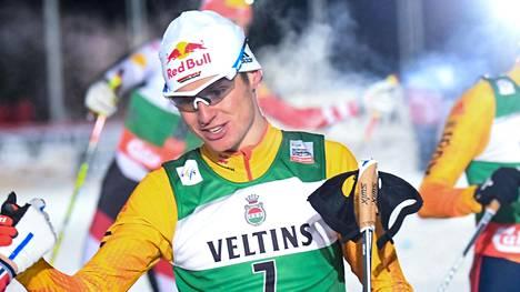 Vinzenz Geiger vei Ramsaun kisan voiton.