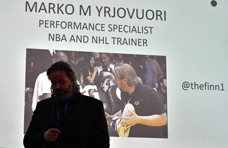 Marko Yrjövuoren tausta herättää kysymyksiä.