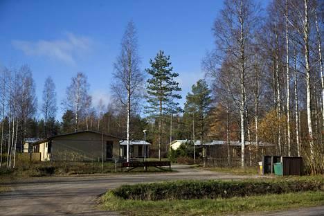 Mies surmattiin yksityisasunnossa Joutsan Leivonmäellä.