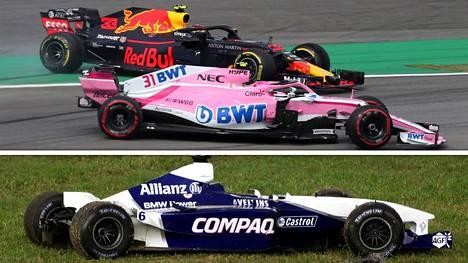 Mokannut F1-kuski sai raivoavan Max Verstappenin kimppuunsa – Maxin isä sortui aikanaan vastaavaan temppuun